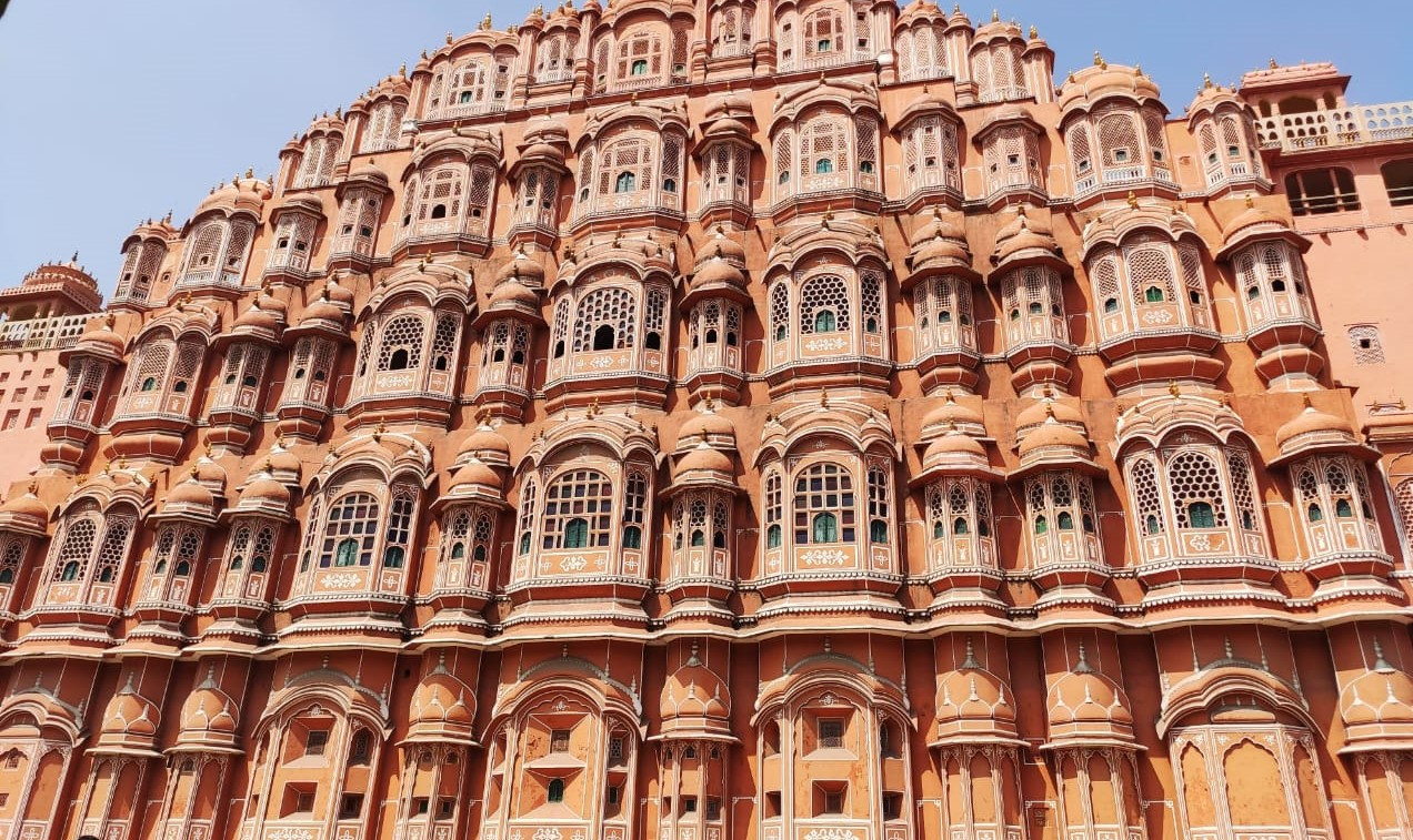 The Architectural Marvel In Jaipur - Hawa Mahal - Palace of Winds